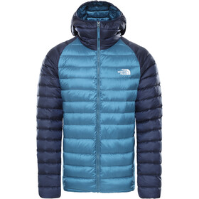 The North Face Trevail Kapuzenjacke Herren mallard blue/urban navy